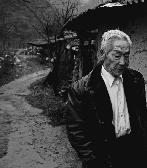 황혼길-전북 순창군 동계면 산내마을