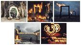 분신 행위 불 /1988-1989 /이승택