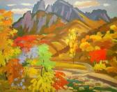 Autumn of Mt. BukHan